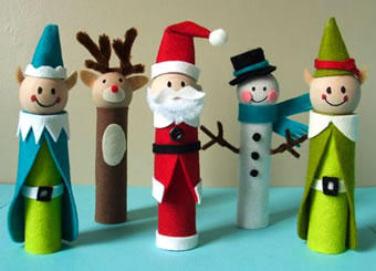 10 Easy Christmas Crafts To Use In Your Lessons Esl Kidstuff Blog