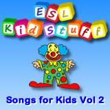 Songs for Kids Volume 2