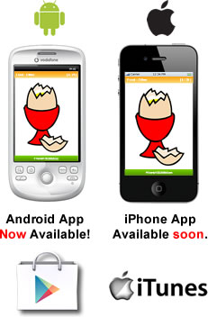 Flashcards app for Android phones