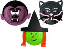 Halloween Crafts Masks