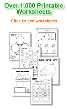 Click to see worksheets