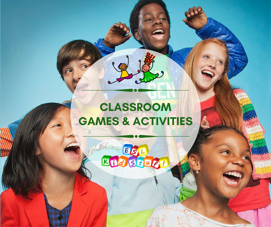Family Activities: Family Games & Activities For ESL Kids
