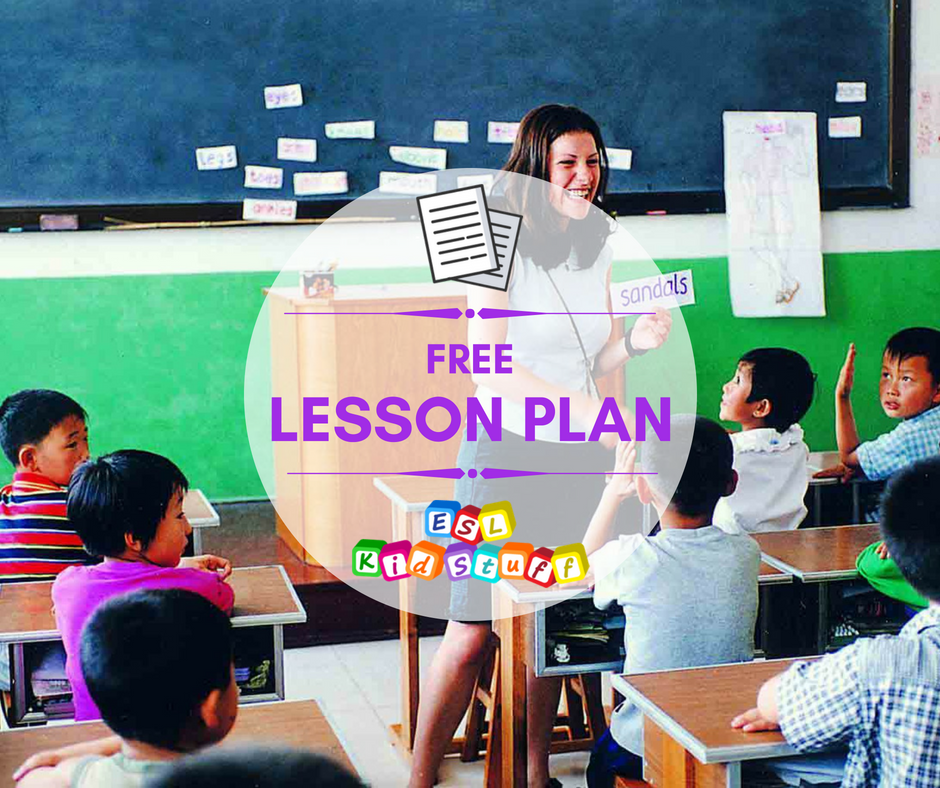 Days Of The Week Lesson Plan