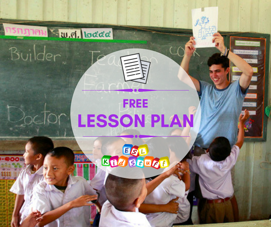 Rooms of a House Lesson Plan