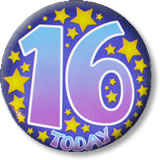 We are 16 years old!
